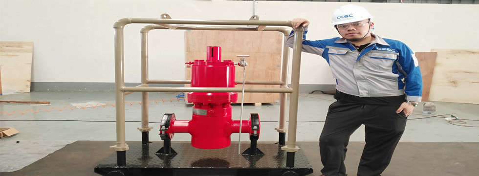 well testing surface safety valve