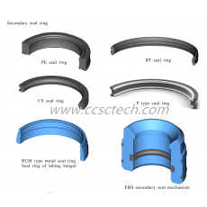 Wellhead seal ring parts